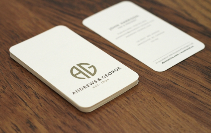 business cards North Laks