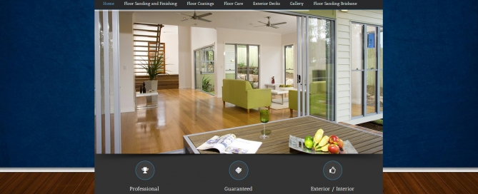 Redcliffe New website